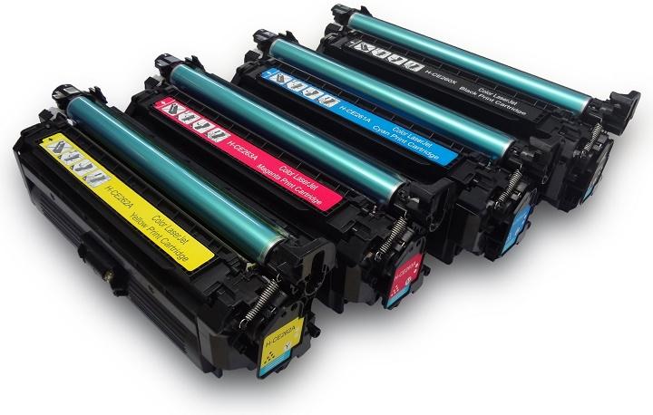 Laser toner