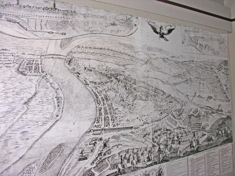 Mappe antiche - Budapest, Ungheria